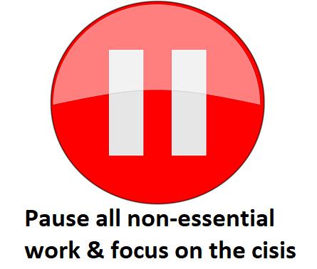 Surrey Connect Pause