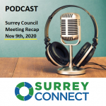 development in Surrey