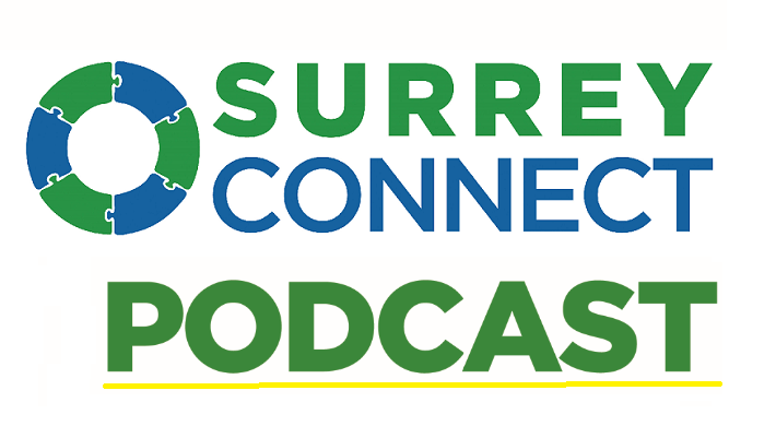 surrey connect podcast