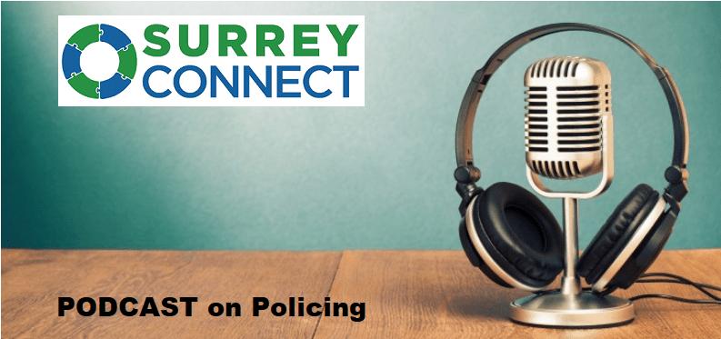Surrey Police Transition