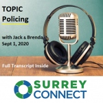 Surrey Policing Transition